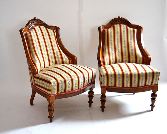 Couple armchairs